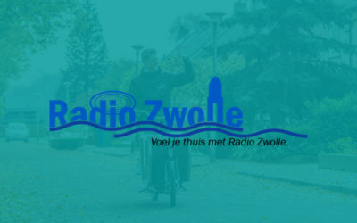 Radio Zwolle: Lokaal Ideaal live in Zwolle